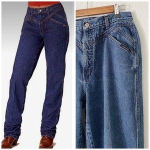 ROCKIES || Vintage Bareback Jeans